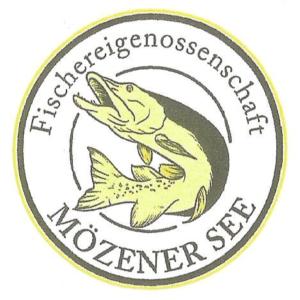 Verbandsabzeichen Fischereigenossenschaft Mözener See